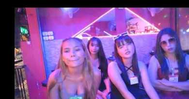 Soi6 Pattaya nightlife Horny ladies dancing.SUBSCRIBE FOR MORE VIDEOS redlight thailand Dec 17
