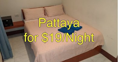 Walking Street Guest Residence Pattaya Chonburi East Thailand for $19/Night time – Budget Room