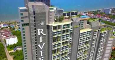 Riviera Jomtien Pattaya Done Ready to Cross in