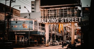 Here is Pattaya Strolling Boulevard in 2020 | Which Firms are Originate and Closed