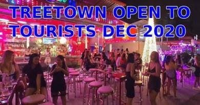 TreeTown, Soi Buakhoa, Pattaya, Thailand of Smiles 😃 Borders open 🥳