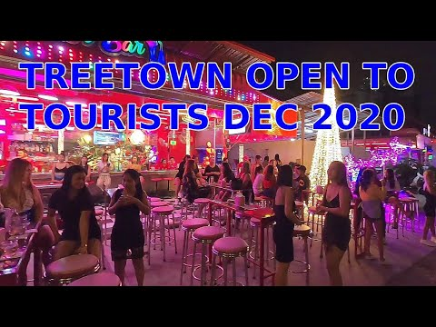 TreeTown, Soi Buakhoa, Pattaya, Thailand of Smiles 😃 Borders open 🥳