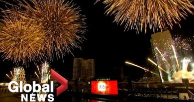 Contemporary 365 days's 2021: Thailand ushers in Contemporary 365 days with spectacular musical fireworks worth