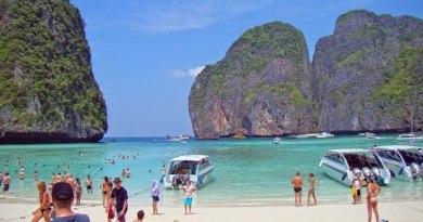 Maya Coastline – Ko Phi Phi Lee , Thailand HD