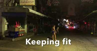 Pattaya Soi 6 Females Having Fun At some stage in Lockdown – January 2021