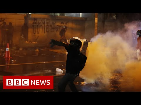 Thailand protests: Police deploy water cannon and rush gasoline in Bangkok – BBC Recordsdata