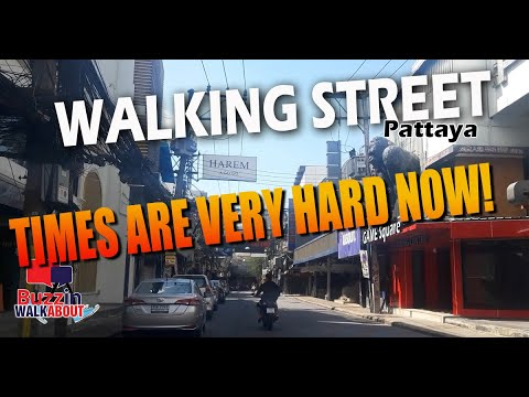 Walking Aspect road Pattaya – CRUSHED and is it previous repair – is it lastly FINISHED? Assume for your self