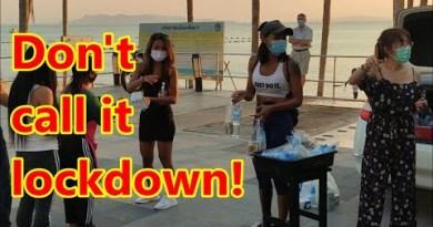 Pattaya 2021 – Originate no longer call it Lockdown