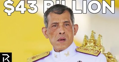 The King Of Thailand Is The Richest Ruler In The World