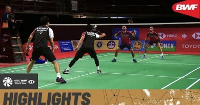 TOYOTA Thailand Initiate |  Can Lane & Vendy be the English pair to quit the unstoppable Ahsan/Setiawan?
