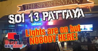 Soi 13 Pattaya Thailand – Desperately needing vacationers and customers to outlive! (2020)