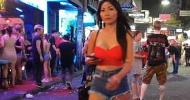 PATTAYA WALKING STREET NIGHTLIFE THAILAND