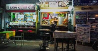 Around LK METRO in Pattaya after 6pm on Jan 19, 2021