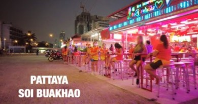 PATTAYA : Existence is succor on Soi Buakhao, Bars are originate over again, February 2021  #pattaya #soibuakhao
