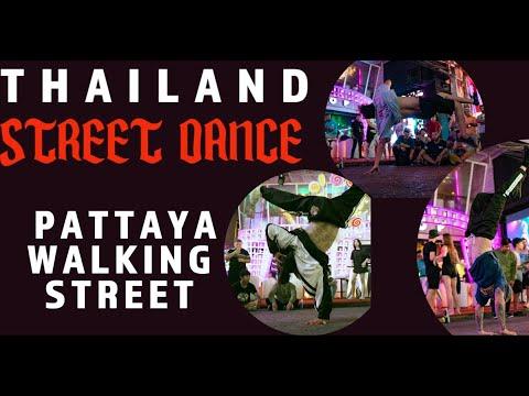 Pattaya Walking Street Dance – Gravity Defying | Thailand | January 2020
