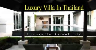 Excessive Finish Luxury 4 Bed room Villa in East Pattaya Thailand