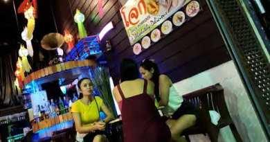 Thailand Pattaya Seaside Aspect street Women-35