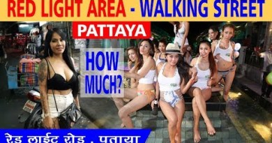 Pattaya Strolling Boulevard – A Paradise for Adults