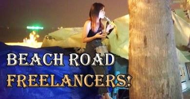Thailand Pattaya Avenue Scenes 7th February 2021 – Seashore Highway Pattaya!