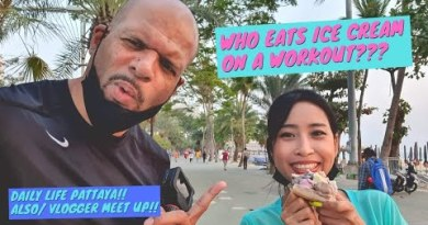 PATTAYA | Pattaya Day-to-day existence And Vlogger Meet Up!