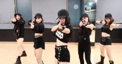 16 Shots – Stefflon Don   Choreography By Deli Mission From Thailand
