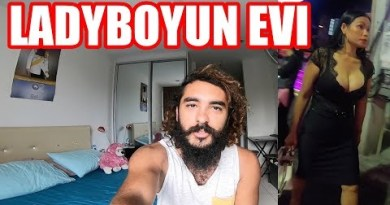 LADYBOYUN EVINDE KALMAK !!! TAYLAND-PATTAYA ~99