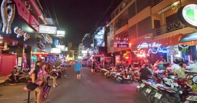 Pattaya Thailand Nightlife IRL – Inch n Focus on – Soi Buakhao, Soi LK Metro, Soi MIT
