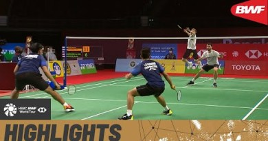 YONEX Thailand Commence | Younger weapons Carnando and Marthin exercise Ellis and Langridge to a razor's edge