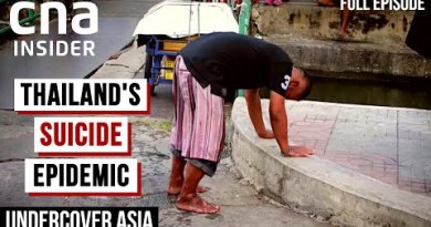 What's On the help of Thailand's Alarming Suicide Rate?   Undercover Asia   Beefy Episode