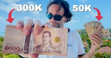 I Spent 350,000 in ONE Day (in Koh Samui, Thailand)