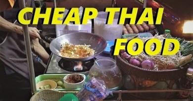 CHEAP however GREAT FOOD IN PATTAYA THAILAND: TOOK LAE DEE