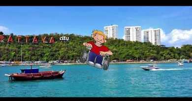 Chris & John the Pattaya tour by VFX MASTERS Thailand Pattaya