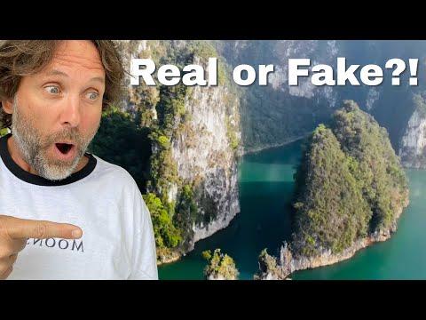 EXPLORE Thailand's #1 Nationwide Park! (+ Floating Resort)