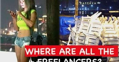 Pattaya Vlog: The Changing Face Of Sea dart Motorway in Pattaya, Thailand…. One thing's Missing…