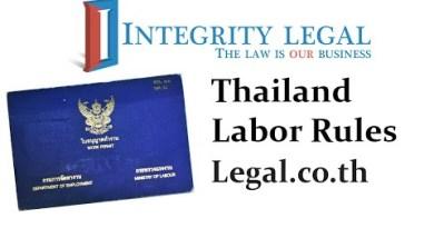 Make I Need a Work Permit to Work Online in Thailand?