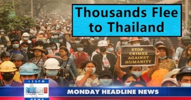 Most unusual Thailand News, from Unbelievable 103 in Pattaya (29 March 2021)