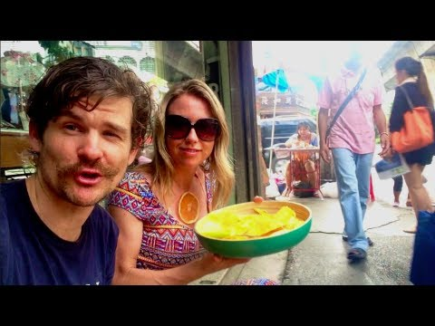 What I ate (& did) nowadays in Thailand,apply us via town streets!