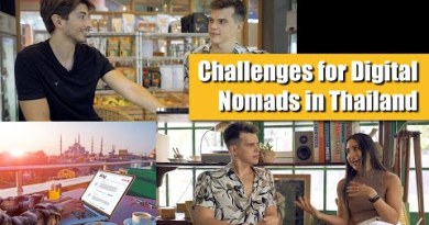 Thailand vs Digital Nomads – the advantages and the challenges