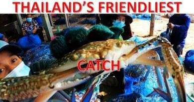 THAILAND'S  FRIENDLIEST CATCH