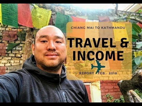 Feb 2018 – Shuttle and Profits Characterize – Chiang Mai to Kathmandu