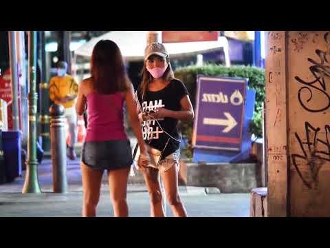 Nana plaza bangkok || Pattaya strolling road Nightlife || Pattaya Seaside, soi cowboy, soi 7 ||