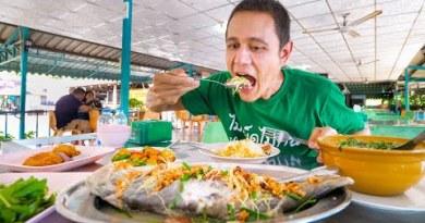 Day 1 in Satun, Thailand!! Seafood Dinner, Evening Market + Tour of Satun!