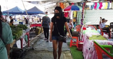 Tuesday Market on Soi Buakhao, Pattaya