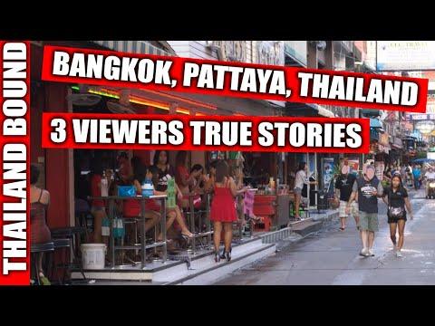 BANGKOK, PATTAYA, THAILAND, TRUE STORIES OF HEARTACHE