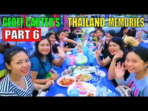 Thailand Memories Phase 6  ~ With Geoff Carter in Udon Thani, & Pattaya Thailand.