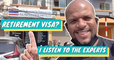 PATTAYA   Retirement Visas? I Focus To The Experts!