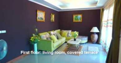 Beverly Hills Privat pool Villa on Pratumnak Hill, Pattaya