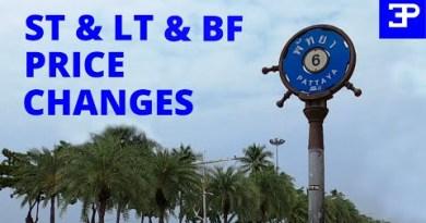 Pattaya Stamp changes ST – LT – BF