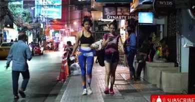 Thailand Nightlife walking road || Round2hell, soi cowboy, Nana plaza bangkok, Pattaya indian membership