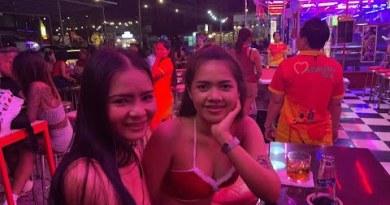 PATTAYA NIGHTLIFE 2021: LIVESTREAM BAR WITH PATTAYAGIRLS & AMAZING VOICE SINGER – THAILAND 2021